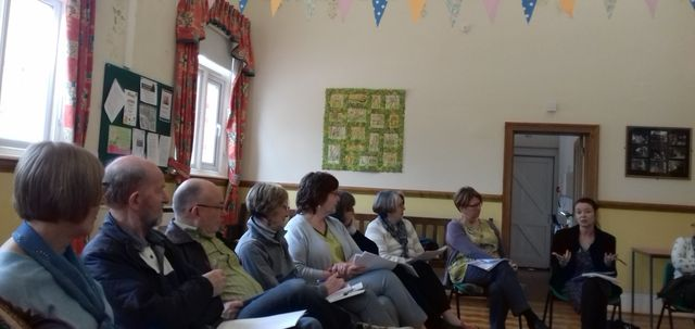 Helping Village Halls Tackle Loneliness